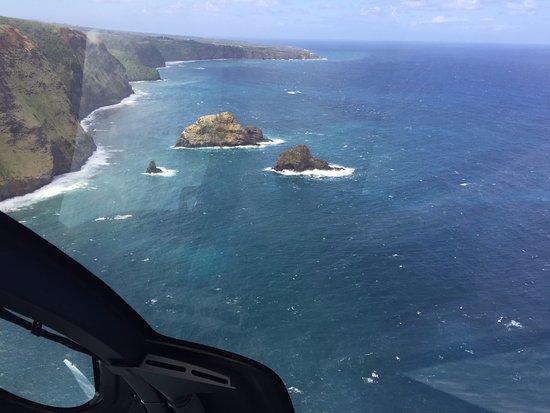 Waikoloa, HI: Coast view