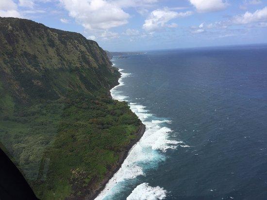 Waikoloa, HI: Coastal view