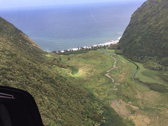 Waikoloa, HI: Valley view