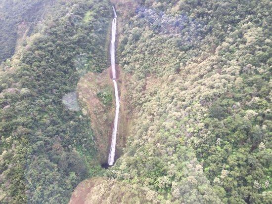 Waikoloa, HI: Waterfall