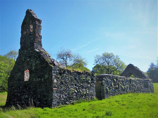 St. Trinian's Chapel