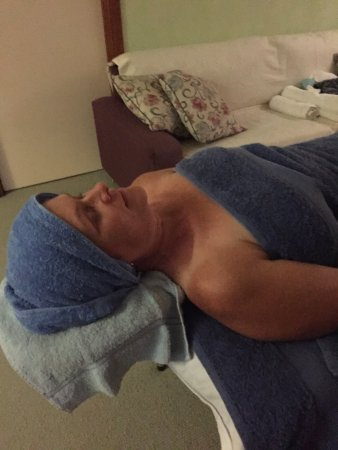 Sovereign Hill Country Lodge: Onsite Massage