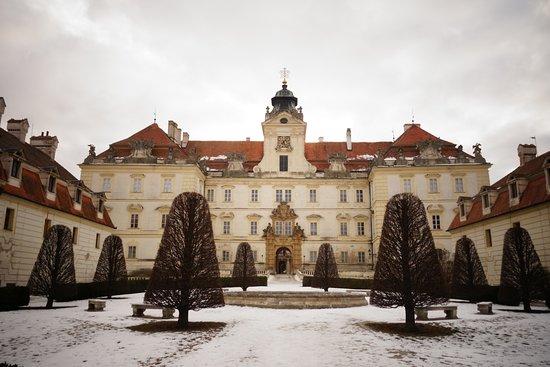 Valtice, Tjekkiet: V 1 SQUARE