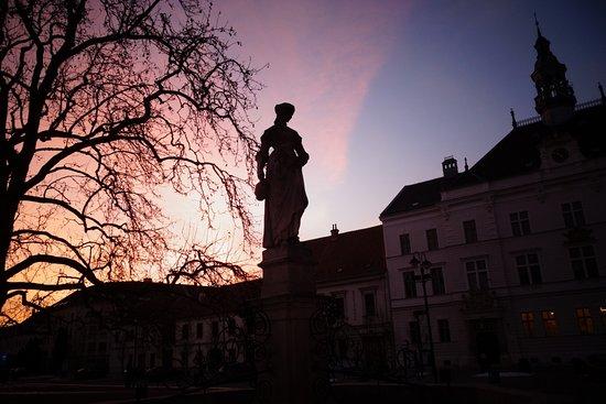 Valtice, Tjekkiet: V2 SQUARE