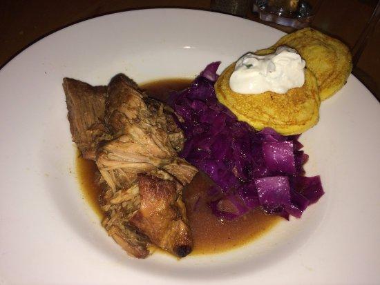 Rutland, VT: VT Maple & Molasses Braised Pork