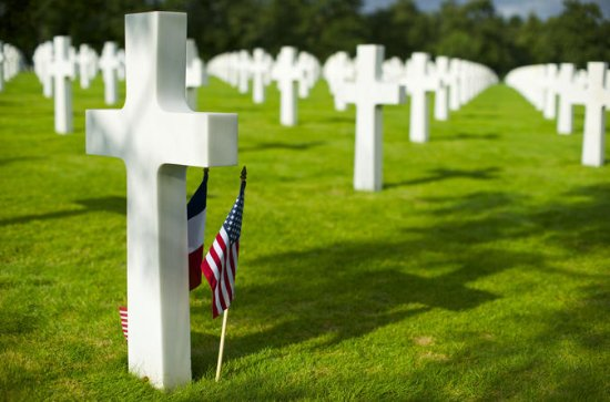Normandy D-Day Tour: Omaha Beach, and...