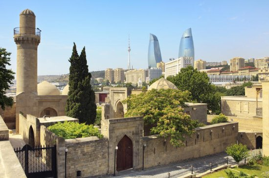 4 Hour Private Baku City Tour with...