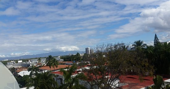 Hilton Puerto Vallarta Resort: View from our room