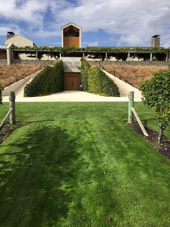 Blenheim, New Zealand: Entrance