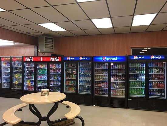 Newport, TN: Drink Selection