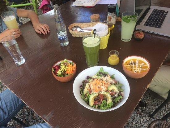 Kaia Shenai: Kaia Salad