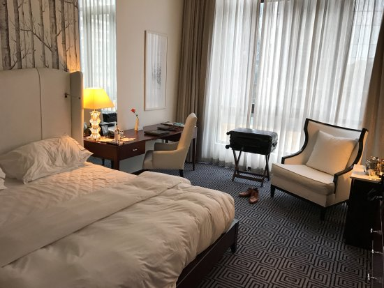 DaVinci Hotel and Suites: 客室