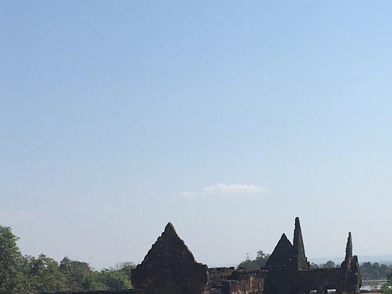 Champasak, Laos: Heilge grond,zeggen ze