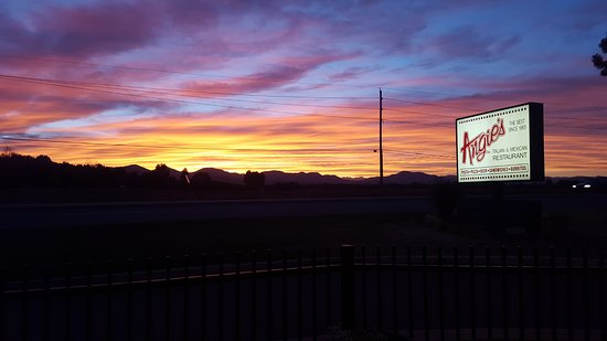 Littleton, CO: Another beautiful sunset from our patio!