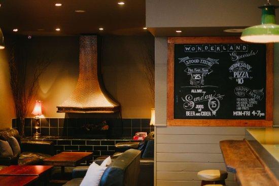Windsor, Austrália: Fireplace