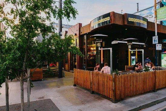 Windsor, Austrália: Outdoor area