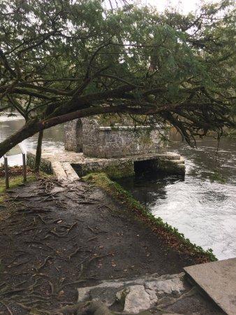 Cong, Ireland: Monk's fishing house
