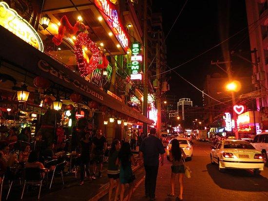 Burgos Street Makati Restaurants