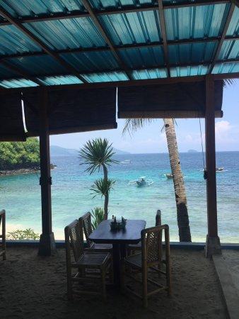 Manggis, Indonesia: Blue Lagoon Beach