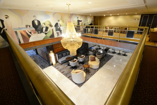 เกรตเนค, นิวยอร์ก: Lobby Top View - Inn at Great Neck