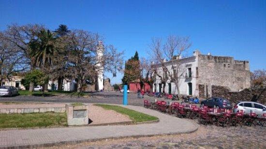 Faro de Colonia del Sacramento: Faro