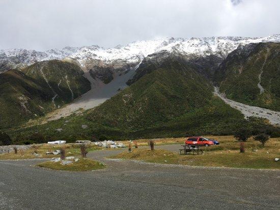 DOC White Horse Hill campsite: photo1.jpg