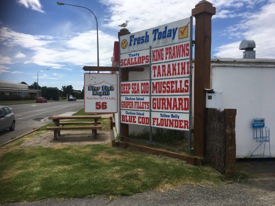 Paraparaumu, New Zealand: Best Fresh Fish and Fish and Chips in Kapiti