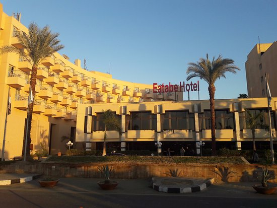 Eatabe Luxor Hotel: ホテルの外観です。
