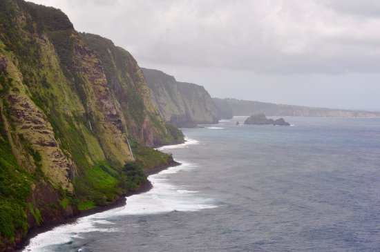 Waikoloa, HI: Beautiful cliffs