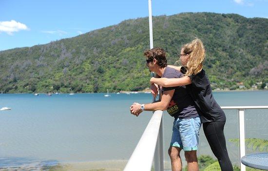 Anakiwa, Nowa Zelandia: Honeymoon. I would.