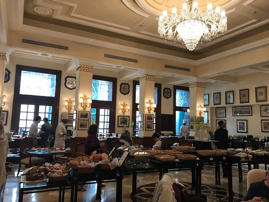 The Imperial Hotel: Très bel Hotel, bâtiment prestigieux, décoration interessante. Il manque juste un peu de cocooni
