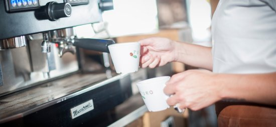 Heiloo, Paesi Bassi: Ook voor een heerlijke kopje koffie