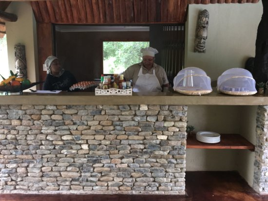 Marloth Park, Sudáfrica: Royal Kruger Lodge