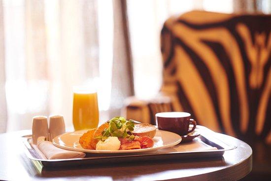 Emporium Hotel: In Suite Breakfast