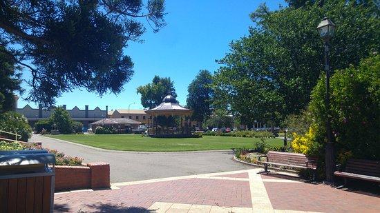 Goulburn, Australien: Bandstand