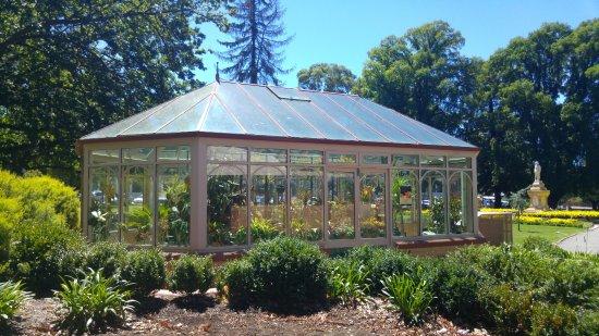 Goulburn, Australien: The glasshouse.