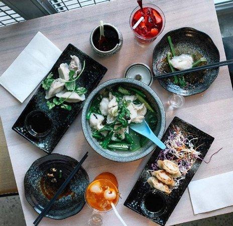 Prahran, Australia: MOMO Dumpling + Tea