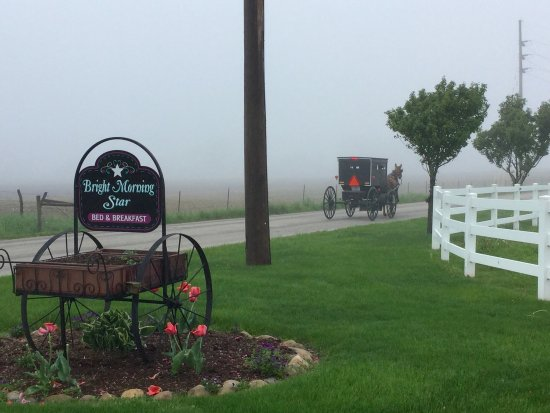 Middlebury, IN: Bright Morning Star Bed and Breakfast