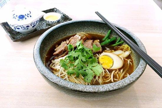 Prahran, Australia: Taiwan Style Dan Dan Noodle