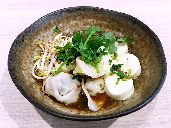 Prahran, Australia: Wonton Tofu Bowl