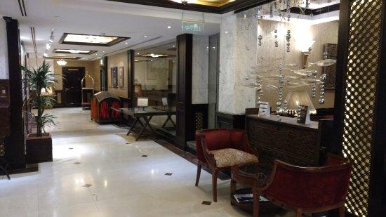 فندق اريبيان كورتيارد: lounge