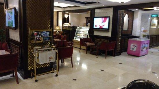 فندق اريبيان كورتيارد: sitting area