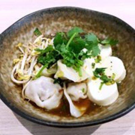 Prahran, Avustralya: Wonton Tofu Bowl