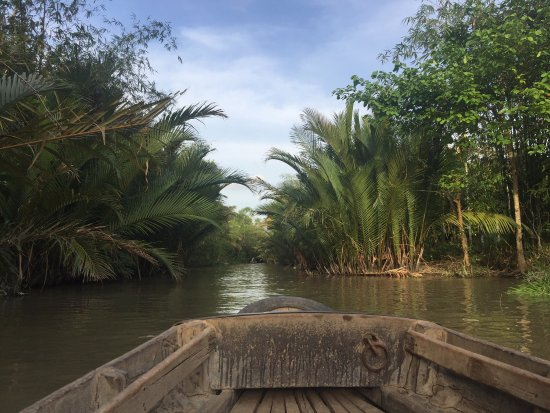 Chambres D'hotes MEKONG-LOGIS: Mekong Delta Tour with Linh was amazing