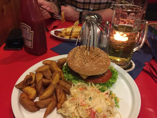 Photo of BBQ Joint Das Ding at Wohlerstrasse 34, Hannover 30163, Germany