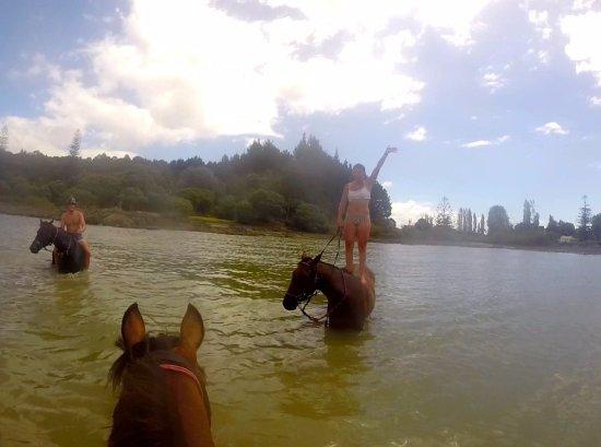 Paihia, Nueva Zelanda: Emma & Moana