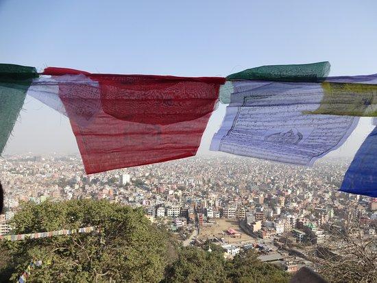 Kathmandu Valley, Νεπάλ: Vistas panorámicas durante el tour
