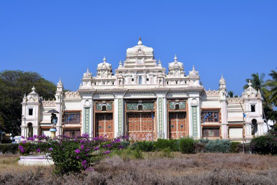 Jaganmohan Palace Art Gallery And Auditorium
