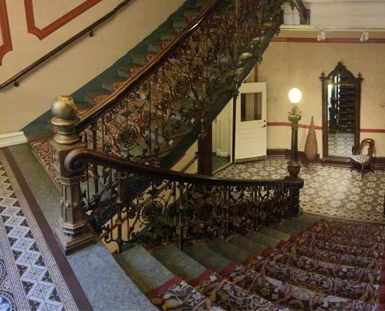 Hotel Royal Gothenburg: Beautiful Staircases
