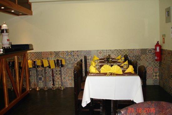 O Jango : Part of restaurant